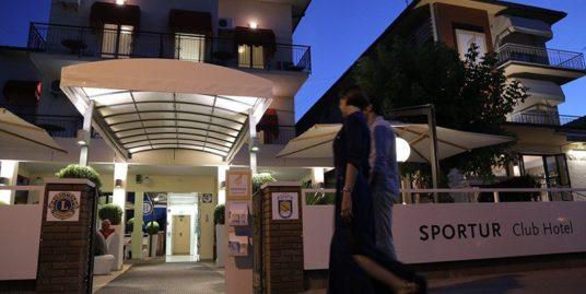 HOTEL SPORTUR CLUB | CERVIA