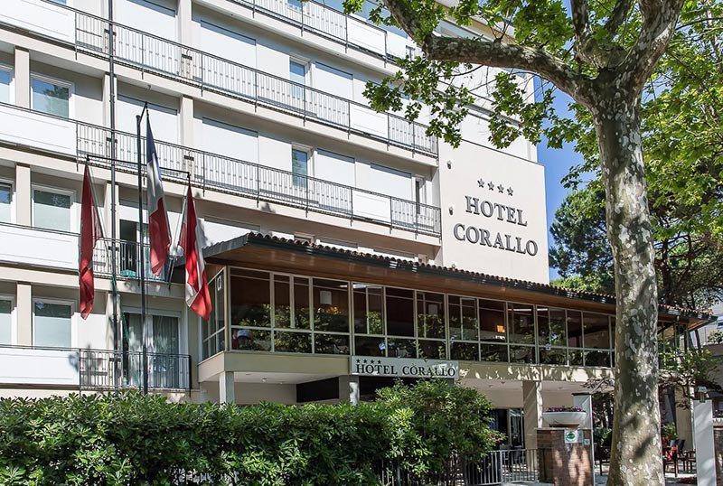 CORALLO HOTEL   LIDI DI RAVENNA