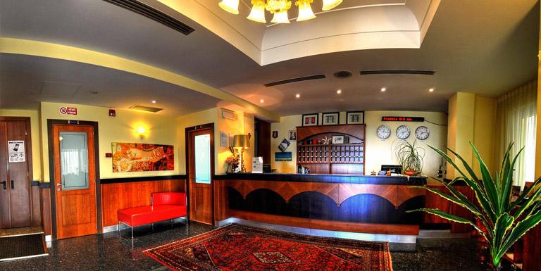 Hotel Villa Corallo di San Benedetto del Tronto
