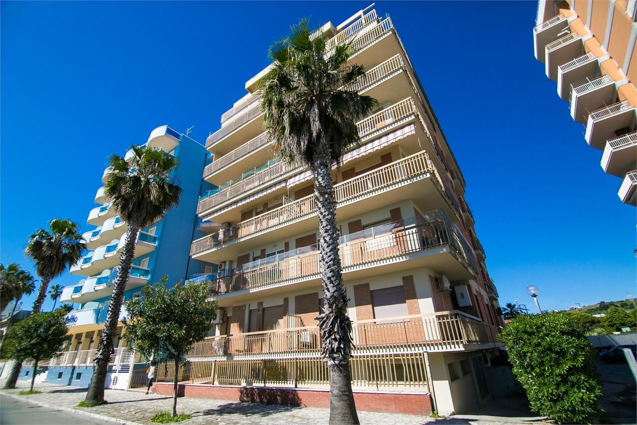 Europa: appartamenti in prima fila mare a San Benedetto del Tronto