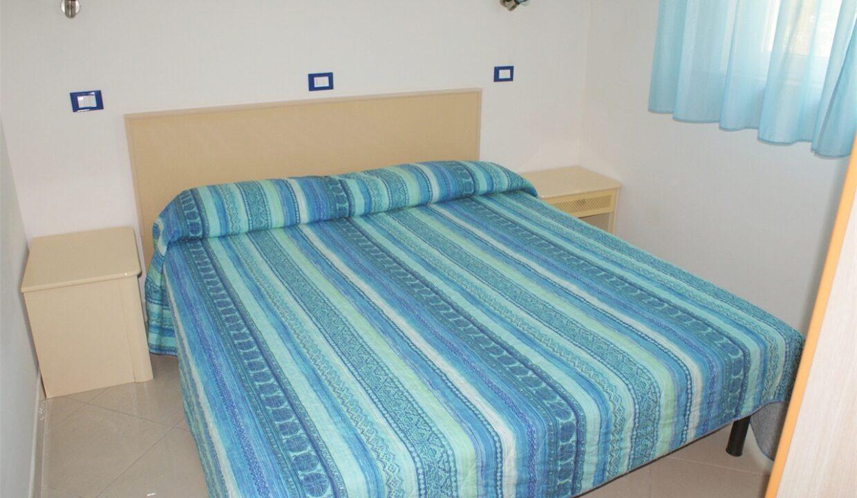 Azzurra casa vacanze a San Benedetto del Tronto - camera