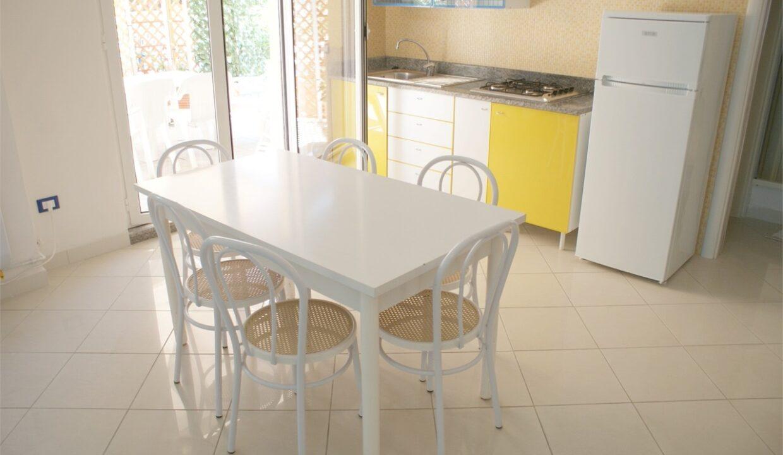 Azzurra casa vacanze a San Benedetto del Tronto - cucina