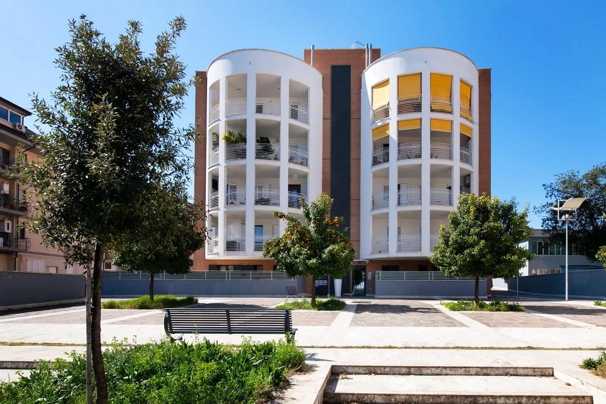 Residenza Alice: appartamento in affitto estivo con terrazza a Grottammare