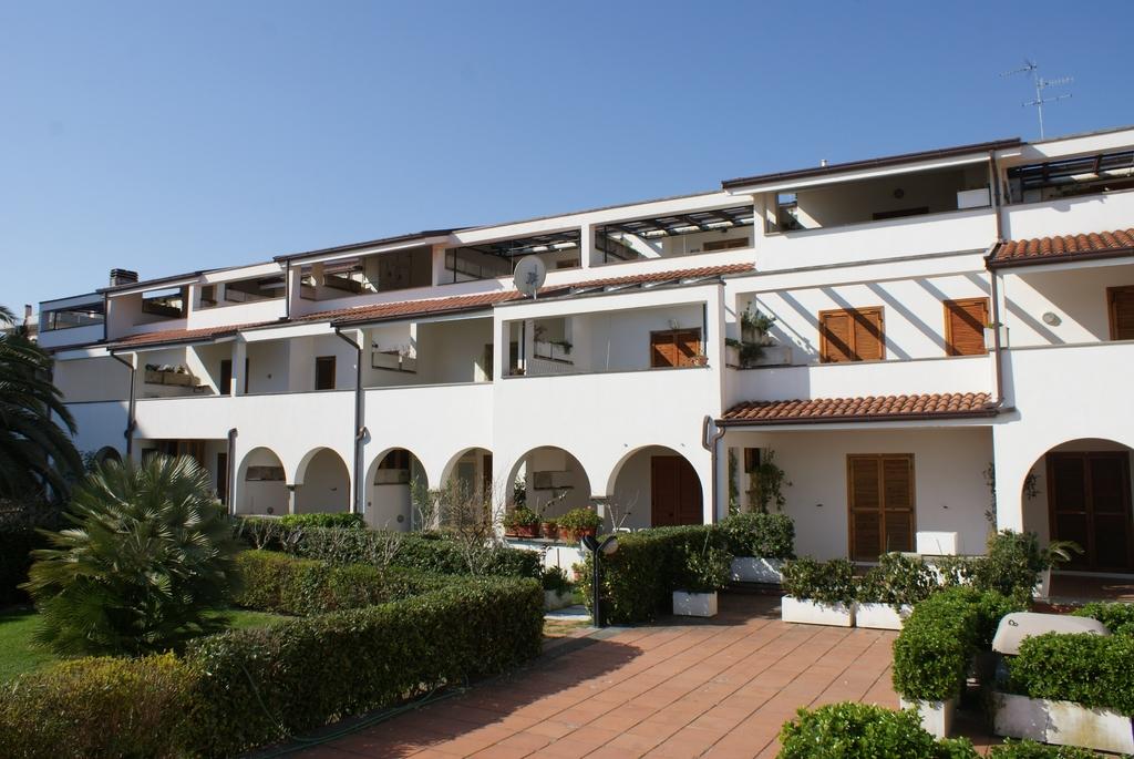Complesso Elle – appartamento con giardino a San Benedetto del Tronto