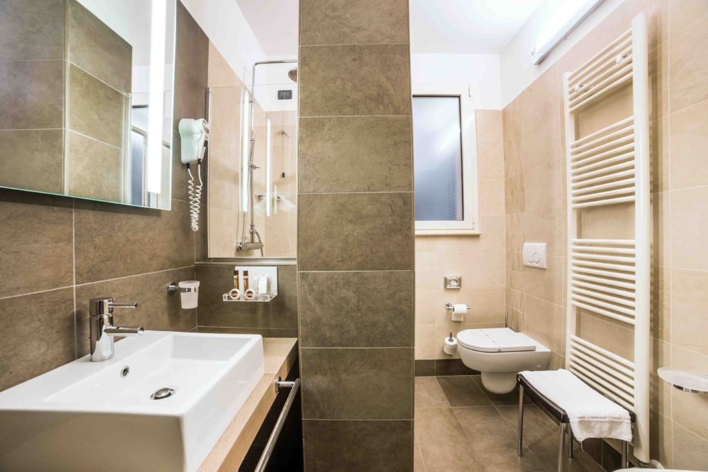 Hotel Imperial San Benedetto del Tronto - bagno