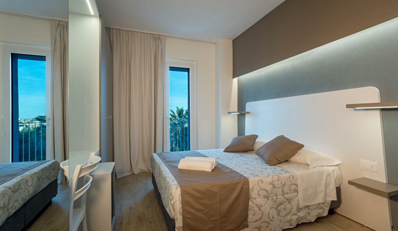 Hotel Relax di San Benedetto del Tronto - camera Garden