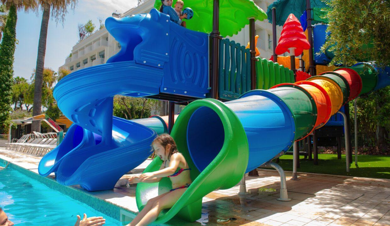 Hotel Relax di San Benedetto del Tronto casa di marzapane - scivoli