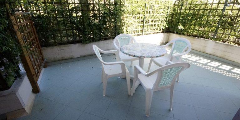 Mediterraneo casa vacanze a San Benedetto del Tronto - corte privata