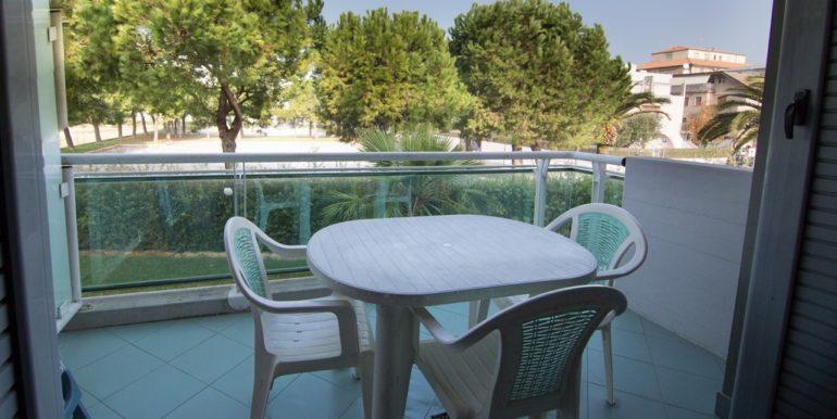 Mediterraneo casa vacanze a San Benedetto del Tronto - terrazzo