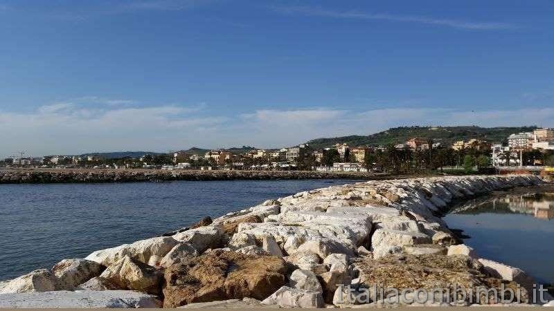 Molo sud - San Benedetto del Tronto
