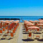 San Benedetto del Tronto - spiaggia e sdraio
