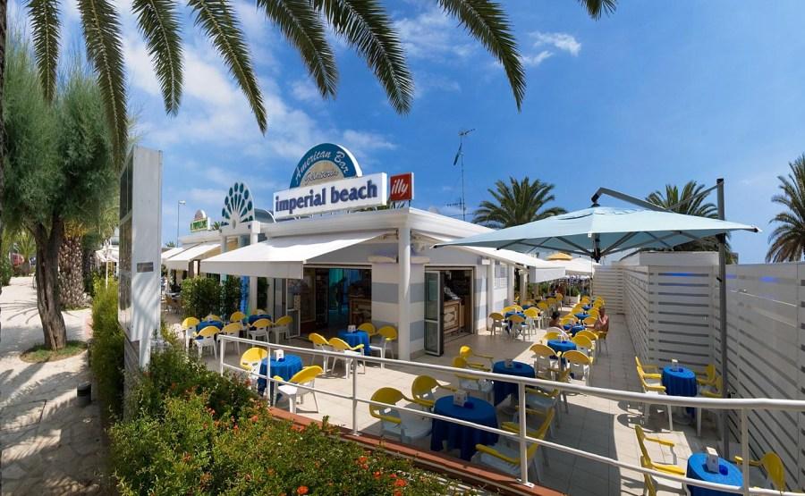 Spiaggia- Hotel Imperial San Benedetto del Tronto
