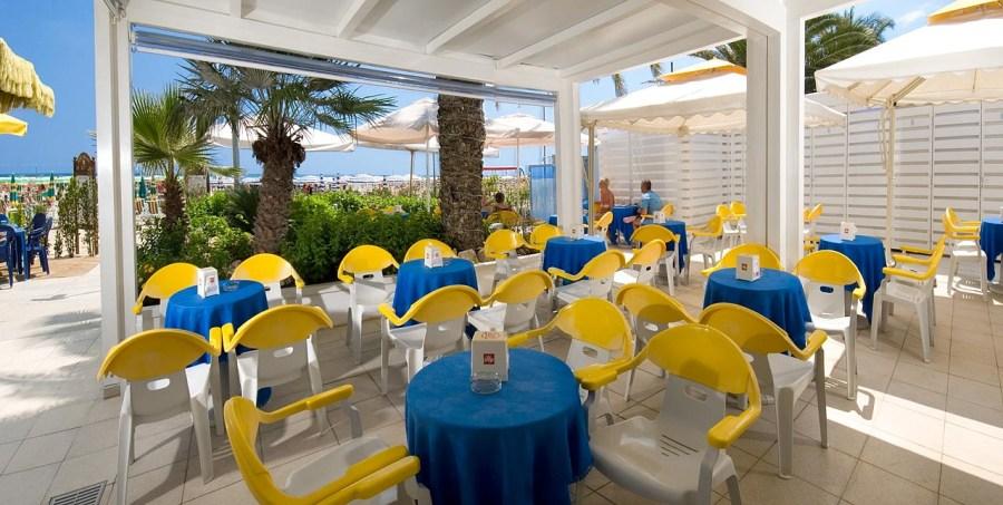 Spiaggia dell'Hotel Imperial San Benedetto del Tronto