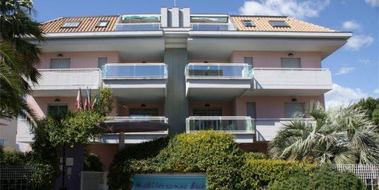 Mediterraneo Due – appartamenti con piscina a San Benedetto del Tronto