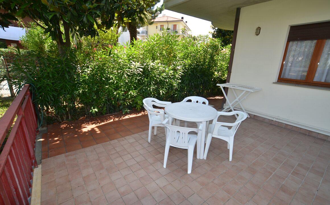 appartamenti con giardino a San Benedetto del Tronto Magnolia - giardino pavimentato