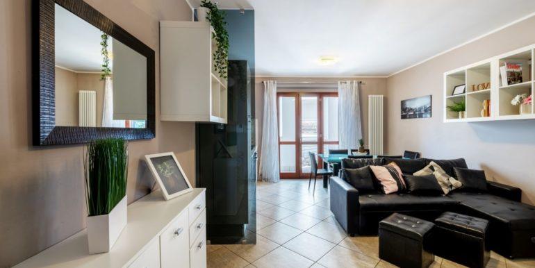 appartamento a Grottammare - soggiorno