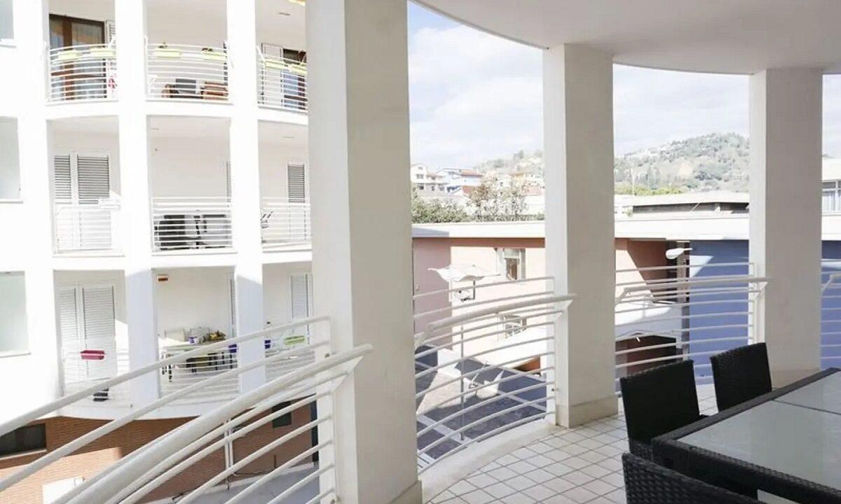 appartamento a Grottammare - terrazzo