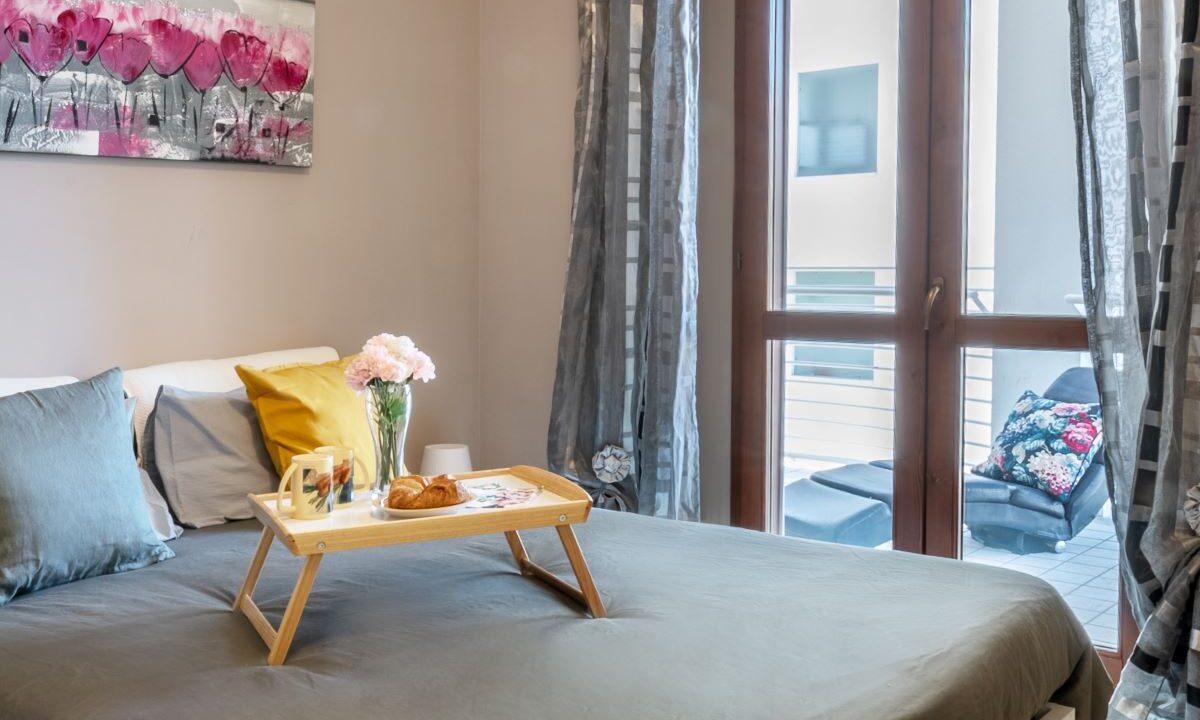appartamento affitto per vacanze a Grottammare - finestra camera