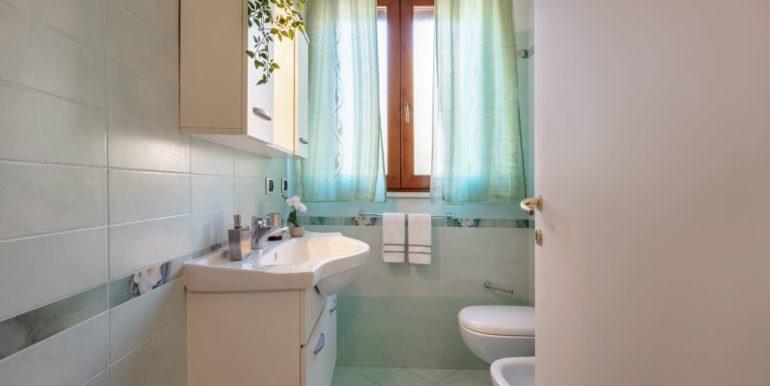 appartamento in affitto estivo a Grottammare - bagno