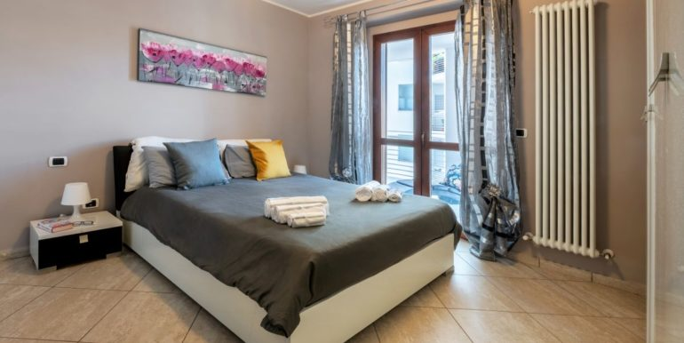 appartamento in affitto estivo a Grottammare - camera matrimoniale