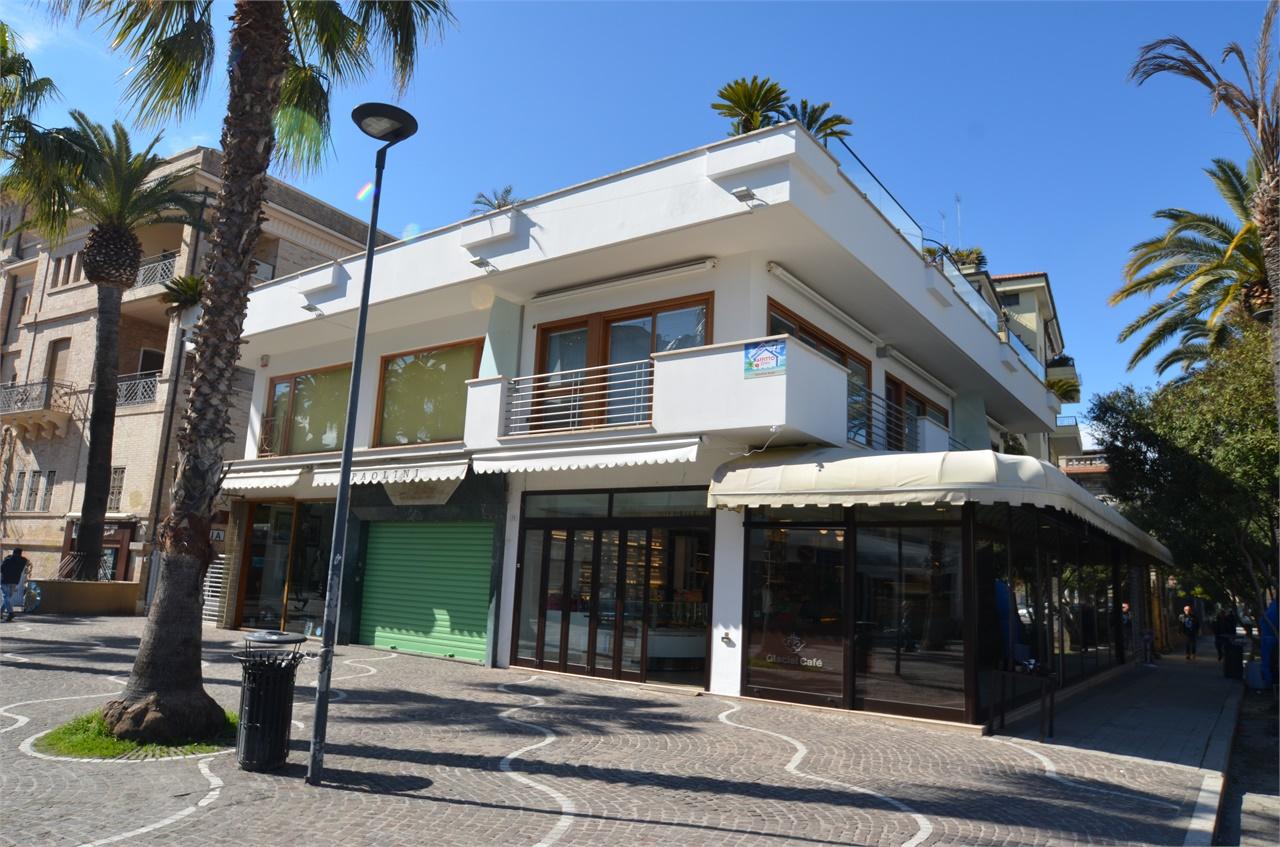 Graziani: appartamento in centro a San Benedetto