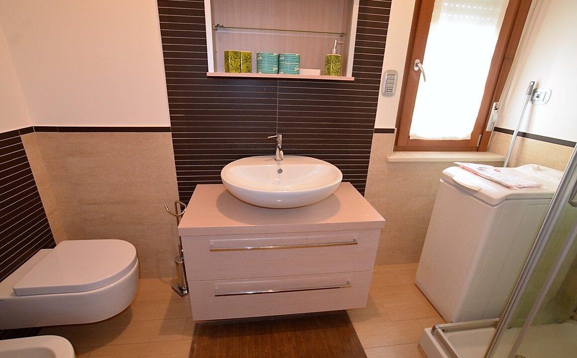 appartamento in centro a San Benedetto del Tronto affitto estivo - bagno