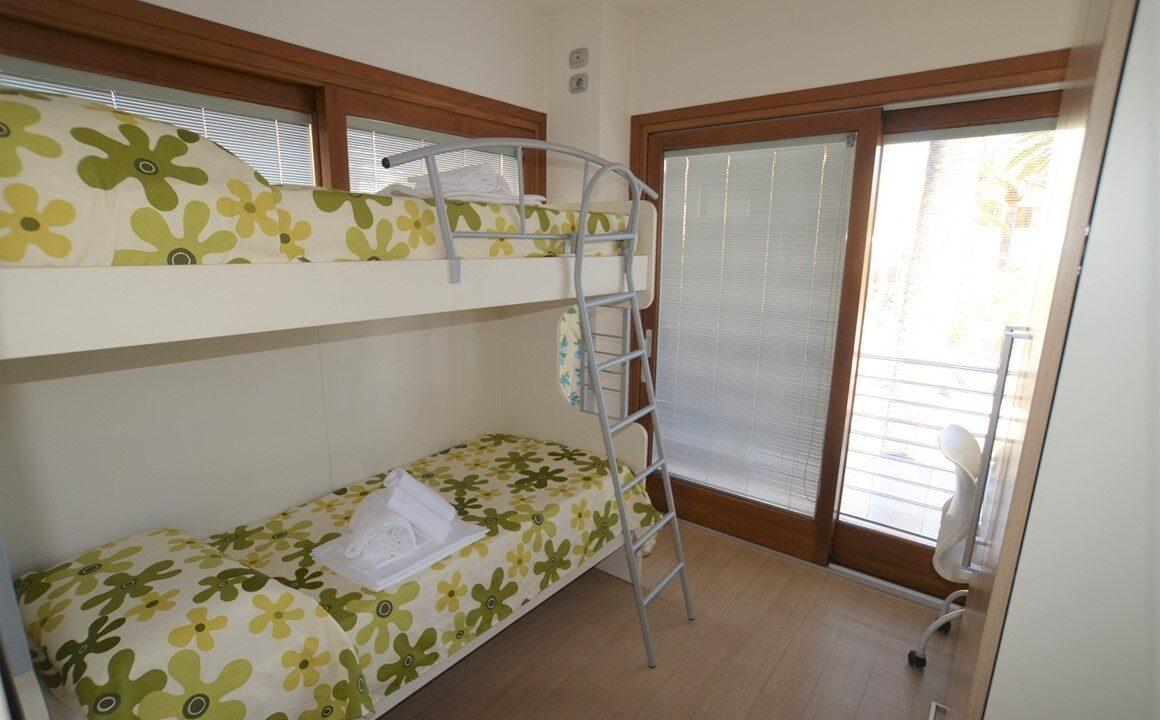 appartamento in centro a San Benedetto del Tronto affitto estivo - cameretta