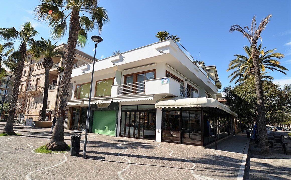 appartamento in centro a San Benedetto del Tronto affitto estivo - esterno