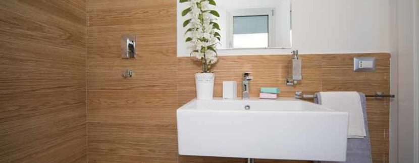 bagno Cala Luna Suite