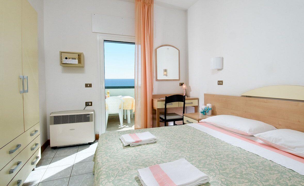 camera - Michelangelo residence sul lungomare di San Benedetto del Tronto