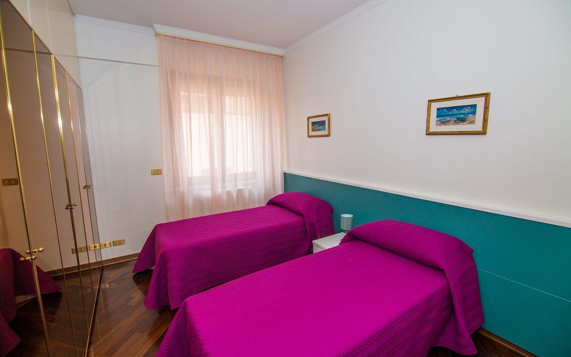 camera doppia appartamento affitto estivo a San Benedetto del Tronto