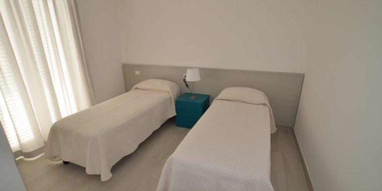 camera doppia casa vacanze a San Benedetto del Tronto
