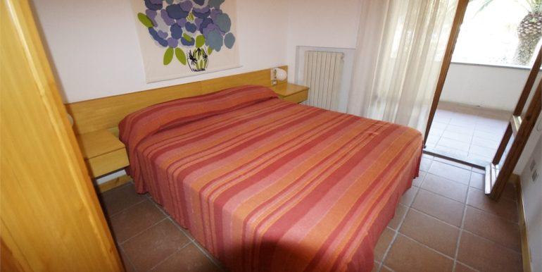 camera matrimoniale Complesso Elle a San Benedetto del Tronto