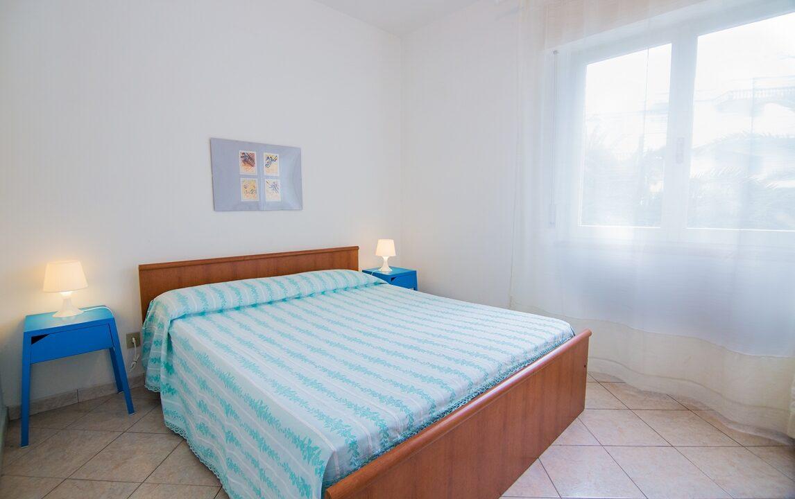 camera matrimoniale appartamento in affitto estivo al Seaside San Benedetto del Tronto