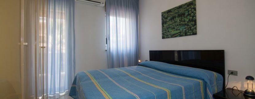 camera matrimoniale condominio Azzurra a San Benedetto del Tronto