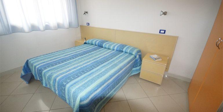 camera matrimoniale - palazzina Azzurra con piscina a San Benedetto del Tronto