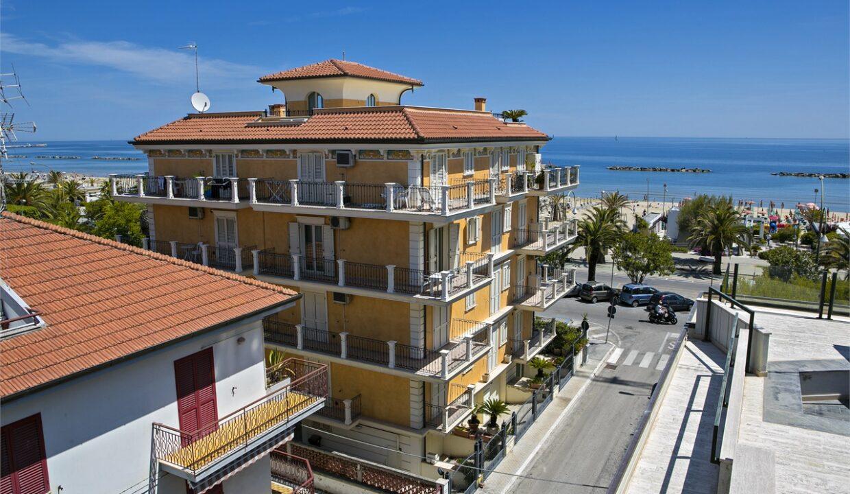 casa vacanze dolce mare San Benedetto del Tronto - palazzina