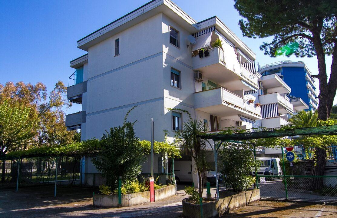 esterno appartamento in affitto estivo al Seaside San Benedetto del Tronto