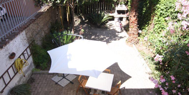 giardino della villetta Via Trento San Benedetto del Tronto