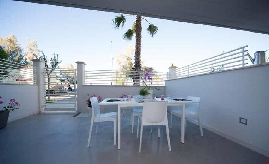 Cala Luna Suite – palazzina fronte mare a San Benedetto del Tronto