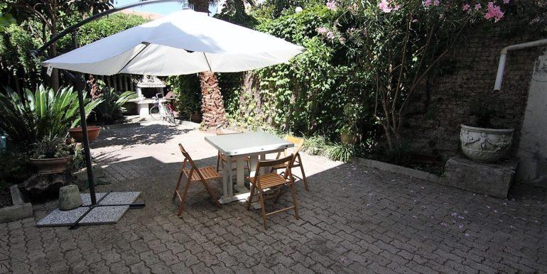 giardino privato villetta Via Trento San Benedetto del Tronto