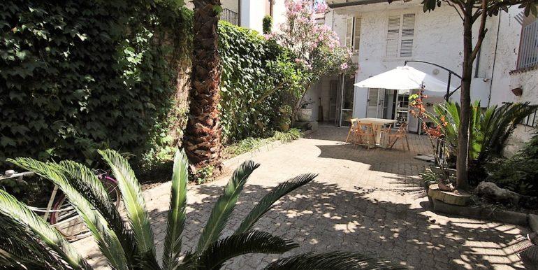 giardino villetta Via Trento San Benedetto del Tronto