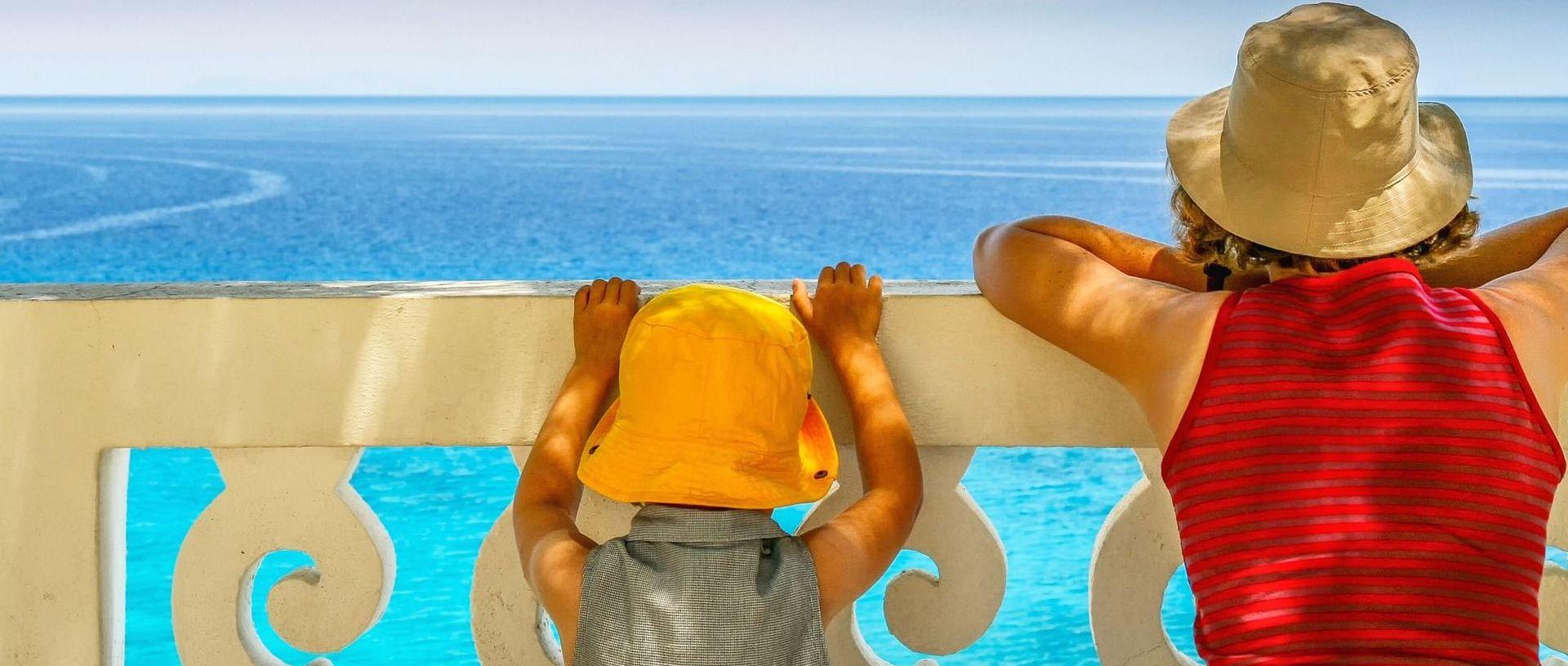 Case vacanza per famiglie