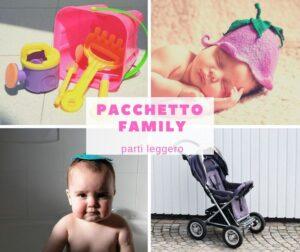 pacchetto family immagini