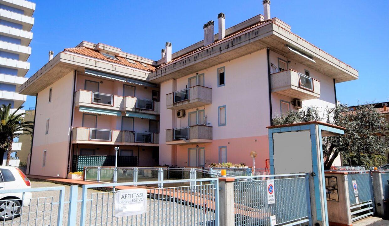 palazzina Troiani San Benedetto del Tronto - esterno