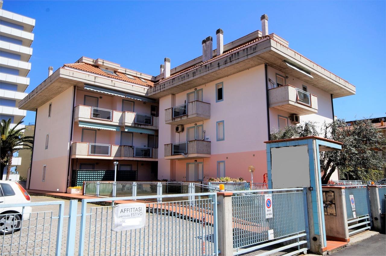 Troiani – appartamento con giardino a San Benedetto del Tronto