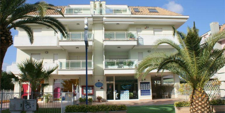 palazzina appartamento con terrazza a San Benedetto del Tronto
