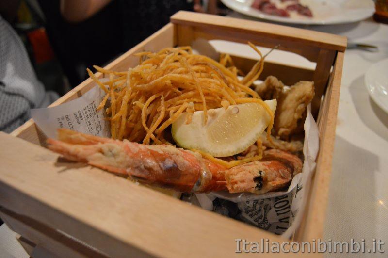 pesce fritto di San Benedetto del Tronto
