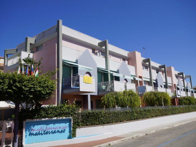 residence Mediterraneo Uno - San Benedetto del Tronto