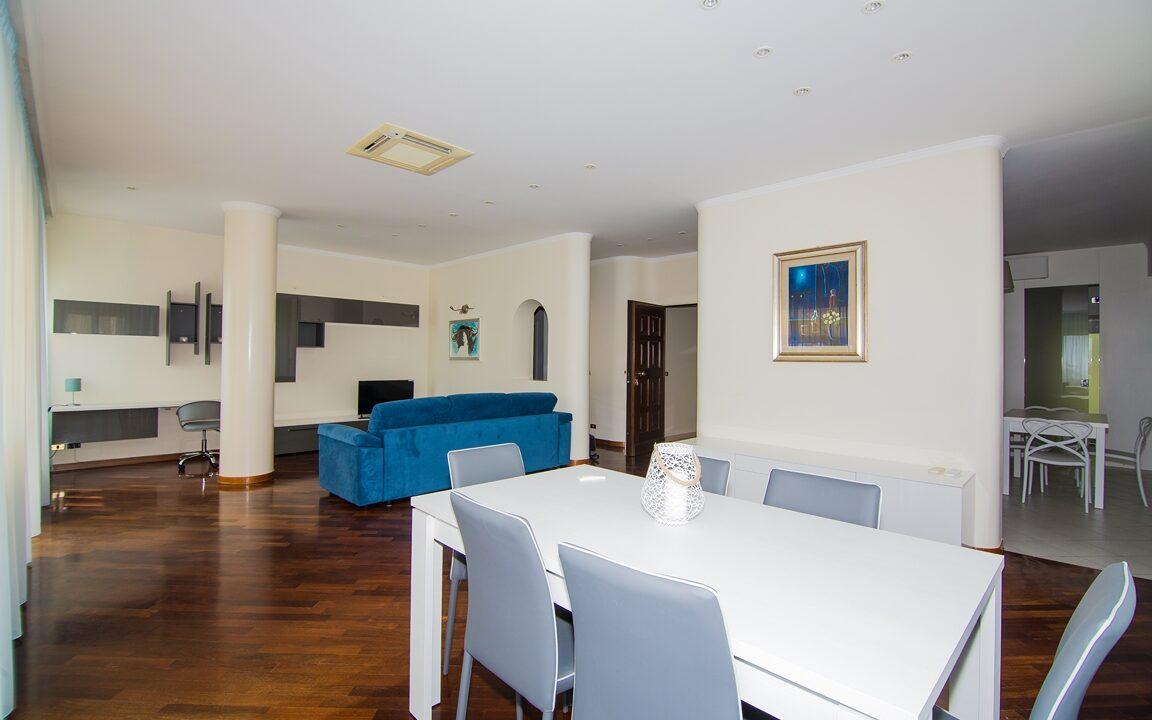 salone casa per vacanze a San Benedetto del Tronto